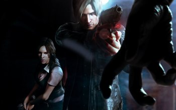 Computerspel - Resident Evil 6 Wallpapers and Backgrounds ID : 466030