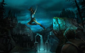 Video Game - Tomb Raider Wallpapers and Backgrounds ID : 466253