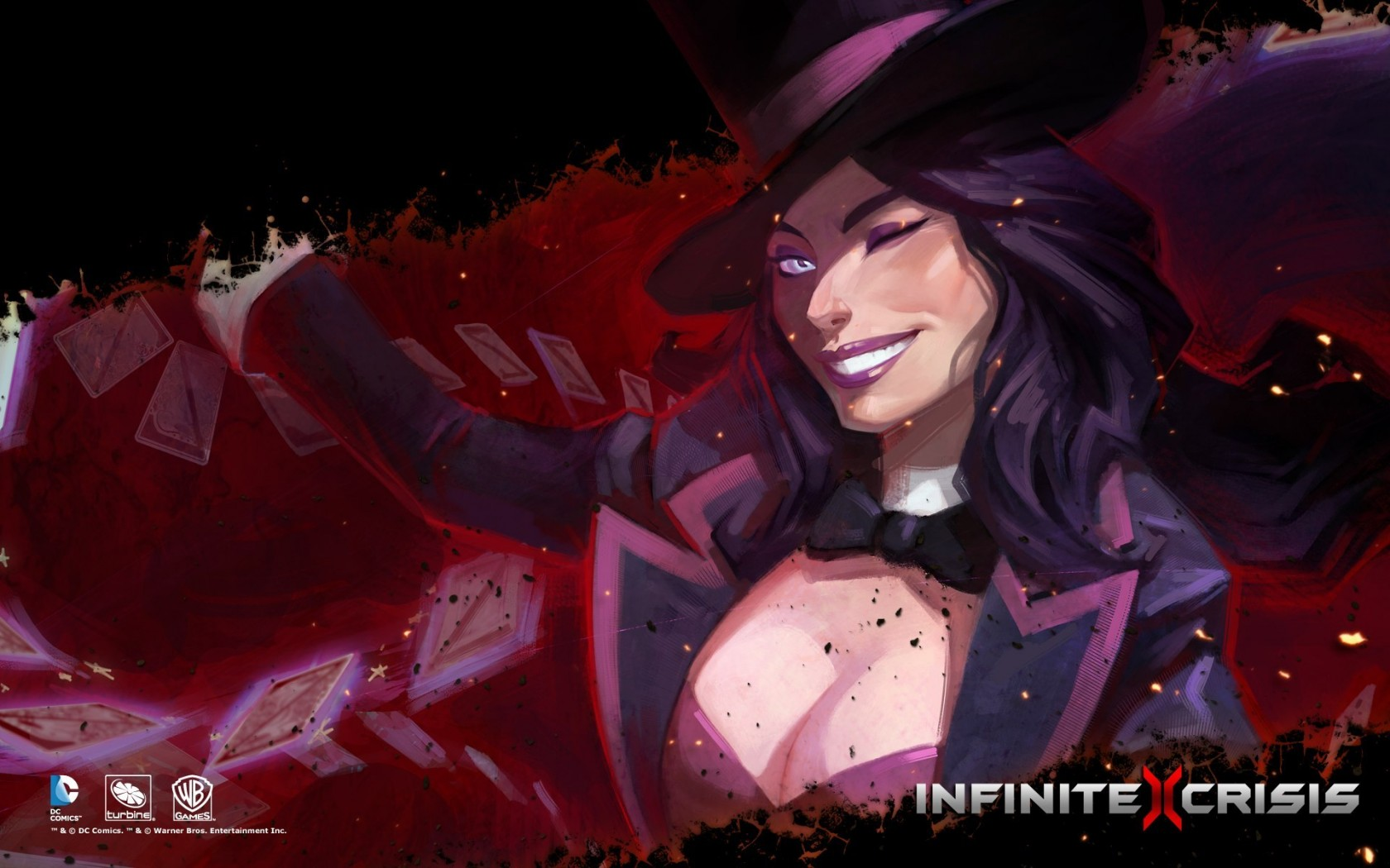 zatanna dc wallpaper - photo #5