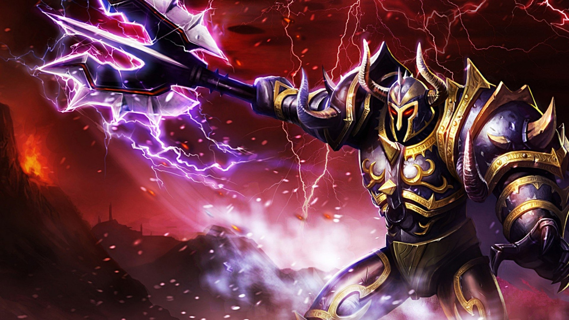 Video Game - League Of Legends  Mordekaiser (League Of Legends) Wallpaper