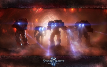 Video Game - Starcraft II: Wings Of Liberty Wallpapers and Backgrounds ID : 467319