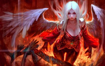 Fantasy - Angel Wallpapers and Backgrounds ID : 467326