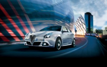 Veicoli - Alfa Romeo Giulietta  Wallpapers and Backgrounds ID : 467340