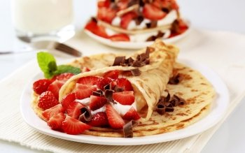 Alimento - Pancake Wallpapers and Backgrounds ID : 467514