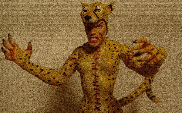 Comics Cheetah HD Wallpaper | Background Image