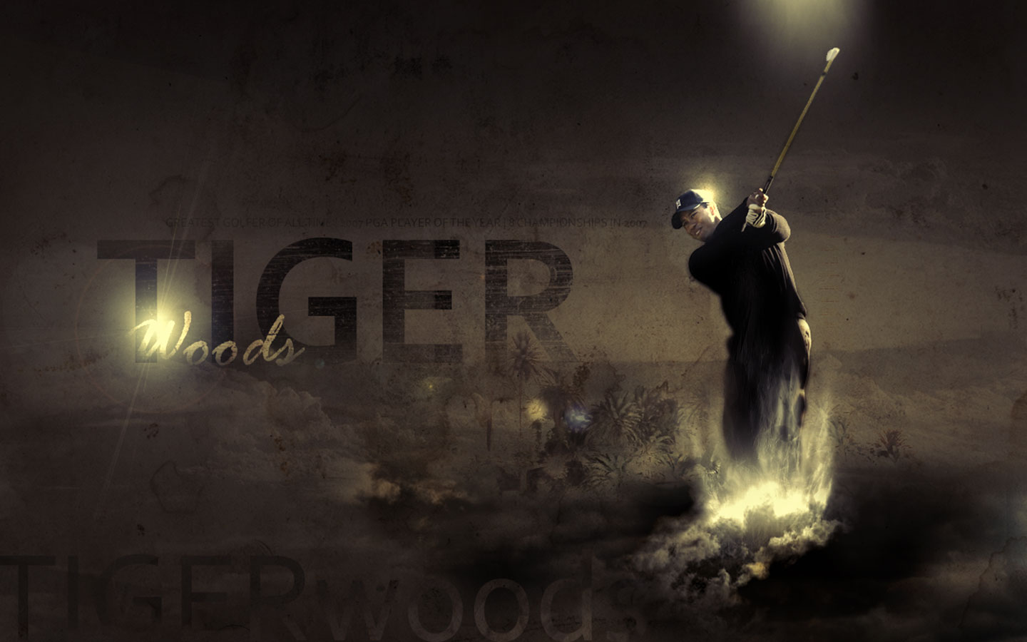 Tiger Woods Wallpaper and Background Image | 1440x900 | ID ...