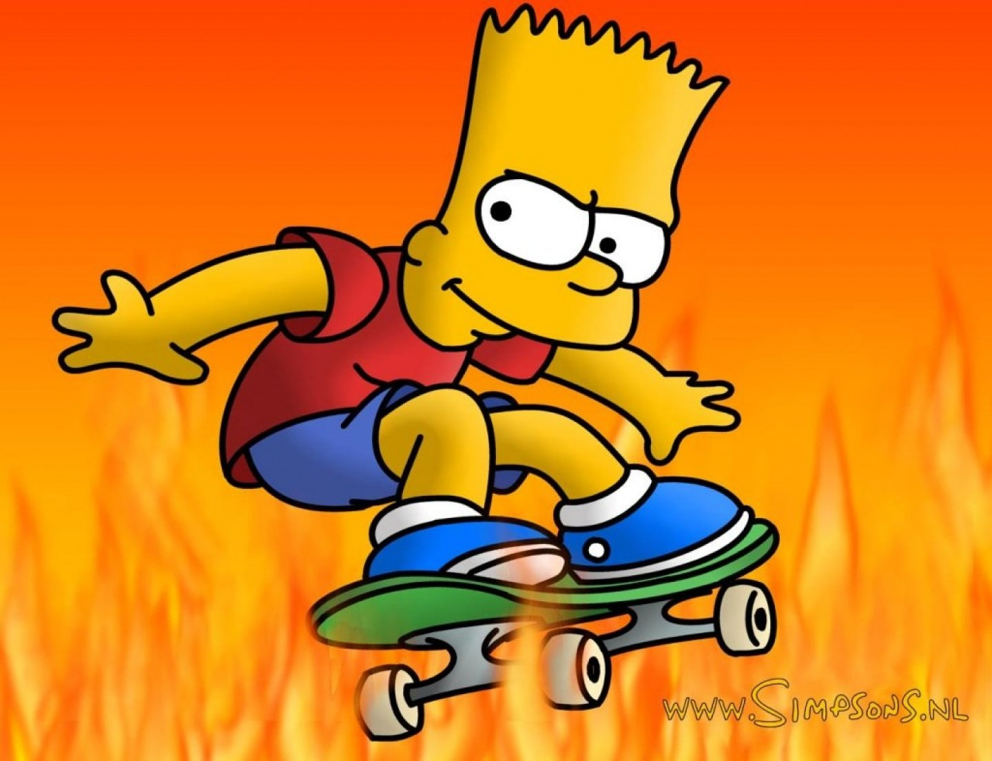 The Simpsons Wallpaper and Background Image | 1440x1105 ...
