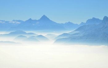 Earth - Fog Wallpapers and Backgrounds ID : 468296