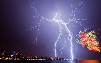 Photography - Lightning Wallpapers and Backgrounds ID : 468319