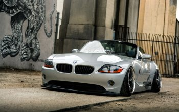 Vehicles - Bmw Z4 Wallpapers and Backgrounds ID : 468717