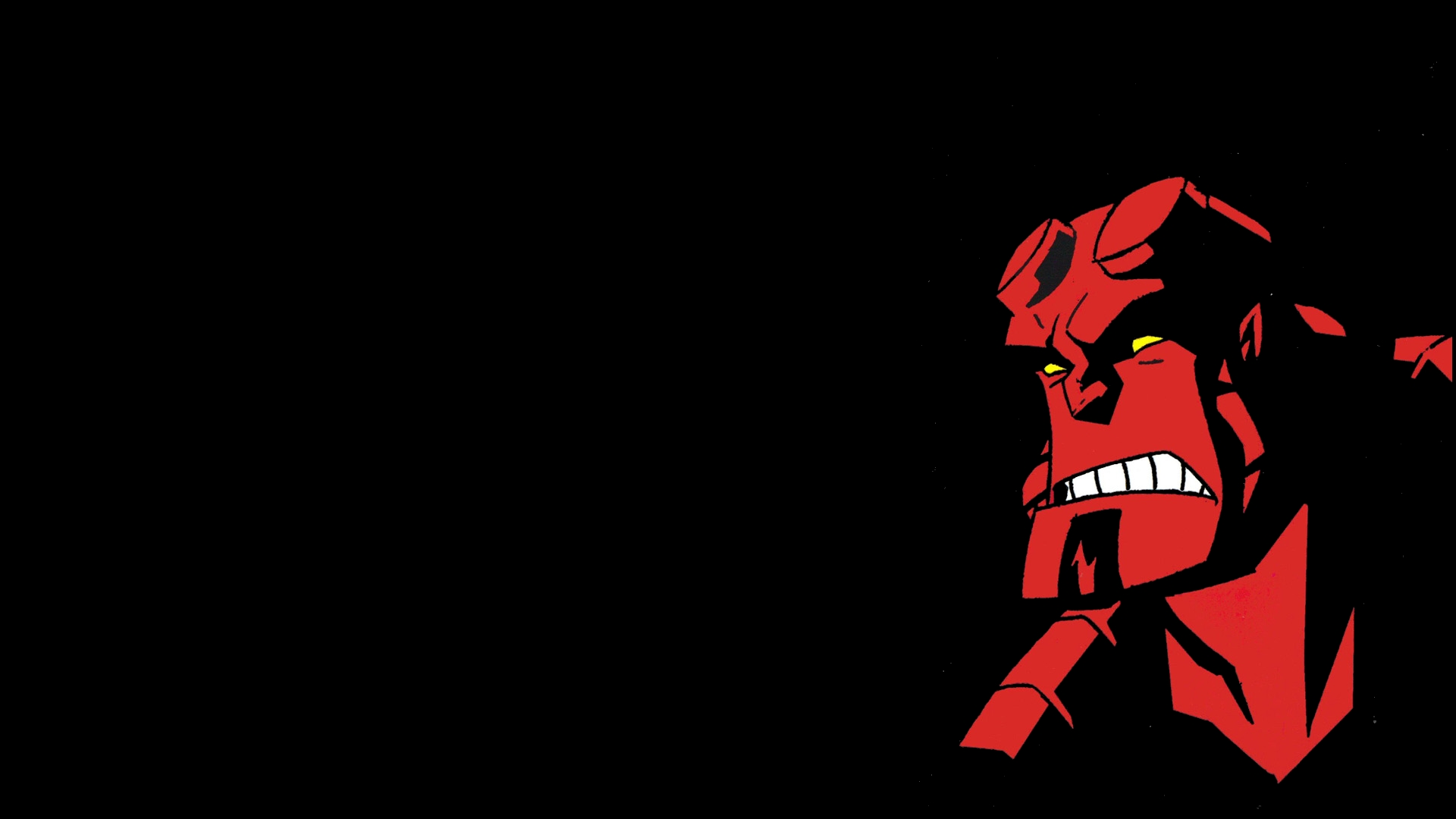 hellboy wallpaper related keywords - photo #4