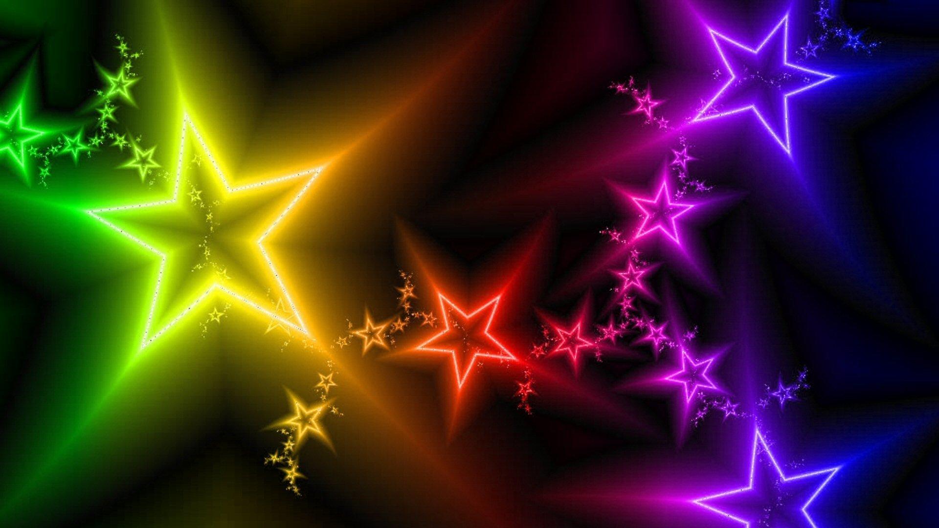 艺术 - 星星  Star 壁纸