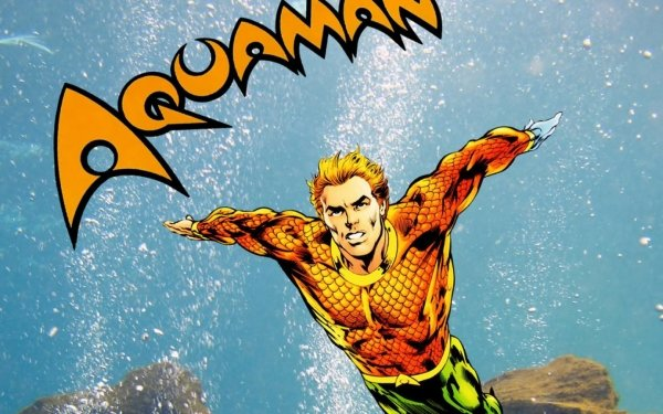 Comics Aquaman HD Wallpaper   Background Image