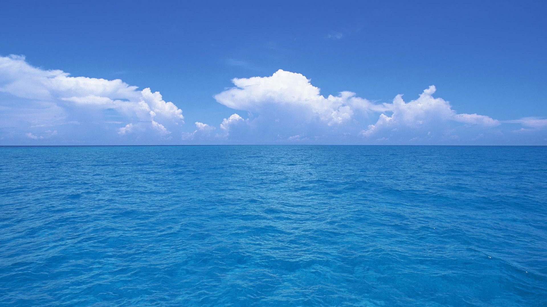 Oceanscape Full HD Wallpaper And Background Image