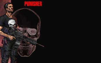 Serier - Punisher Wallpapers and Backgrounds ID : 470035