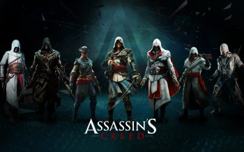 Компьютерная игра - Assassin's Creed Wallpapers and Backgrounds ID : 470492