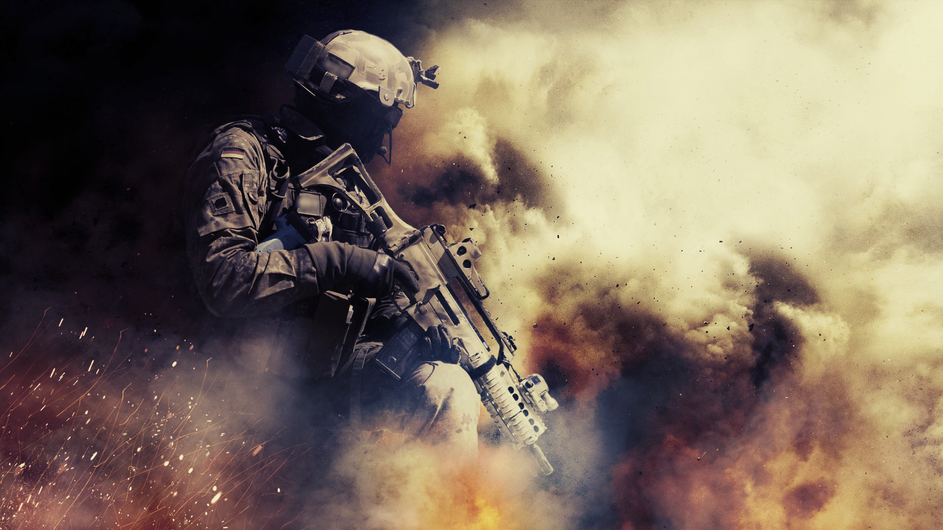 Army Love Wallpaper Hd : GERMAN KSK Full HD Wallpaper and Hintergrund 1920x1080 ID:471224