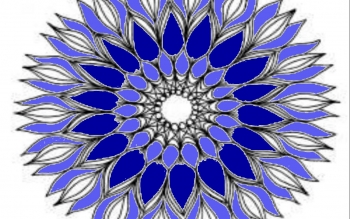 Abstract - Fractal Mandala Wallpapers and Backgrounds ID : 471501