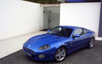 Vehicles - Aston Martin DB7 Wallpapers and Backgrounds ID : 472292