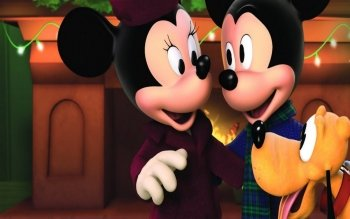 Cartoon - Mickey And Minnie Wallpapers and Backgrounds ID : 472547