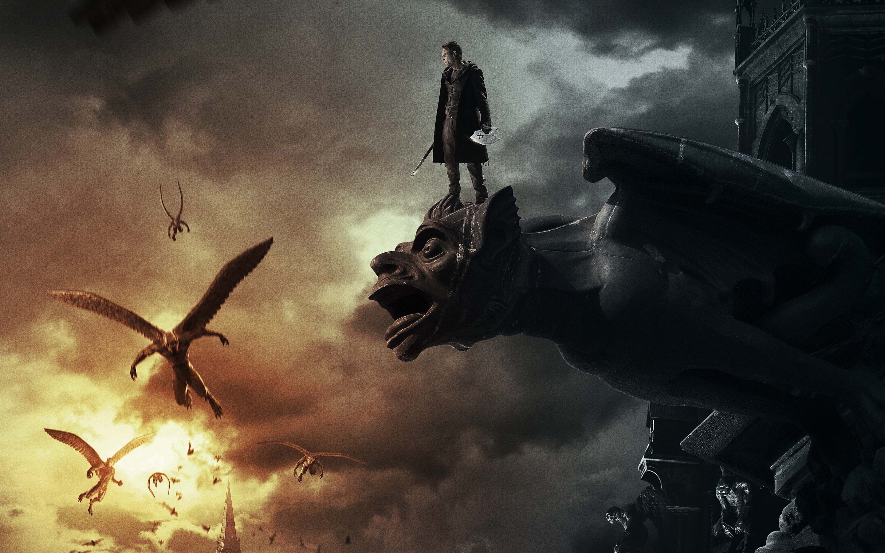 13 I, Frankenstein HD Wallpapers