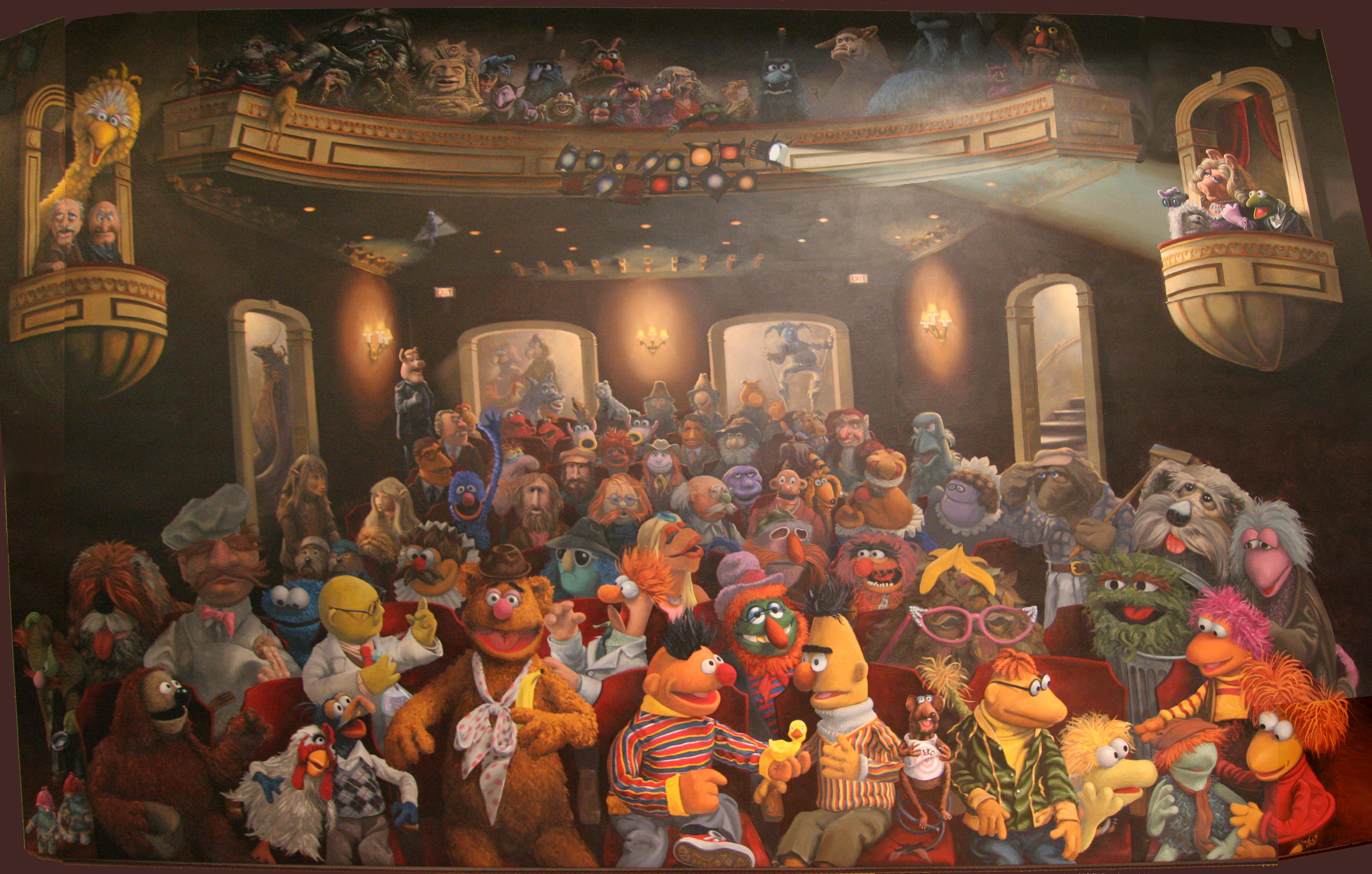 The Muppet Show 4k Ultra HD Wallpaper