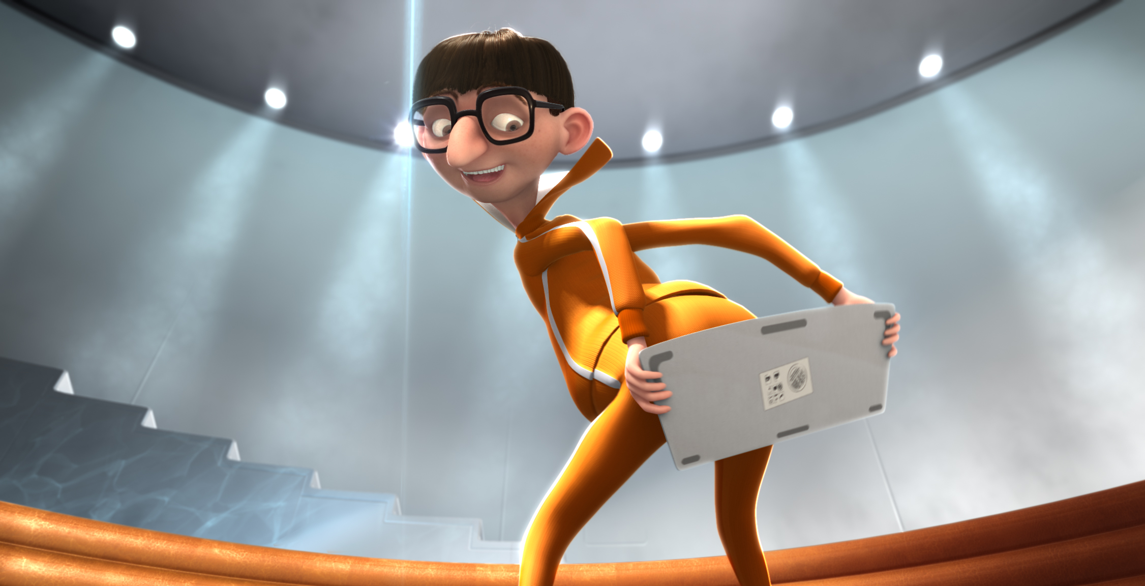 Despicable me hd wallpaper background image 2252x1152 id 473784 wallpaper abyss - Despicable me hd images ...