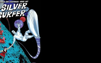 Comics - Silver Surfer Wallpapers and Backgrounds ID : 473019
