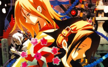 Anime - Shaman King Wallpapers and Backgrounds