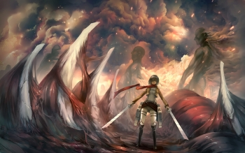 Anime - Attack On Titan Wallpapers and Backgrounds ID : 473220