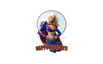 Comics - Supergirl Wallpapers and Backgrounds ID : 473873