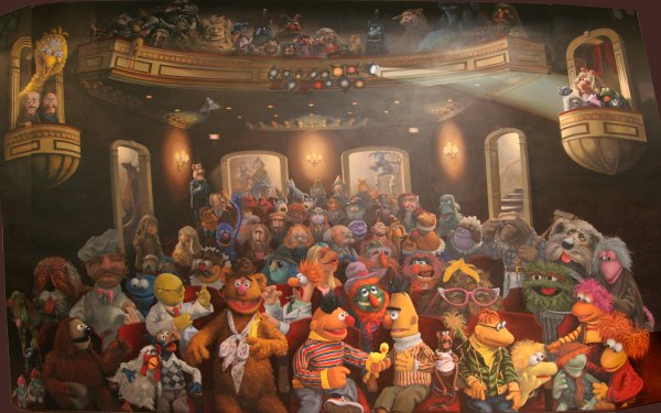 TV Show The Muppet Show The Muppets HD Wallpaper | Background Image