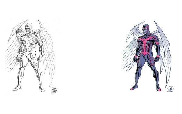 Comics Archangel Warren Worthington III Marvel Comics HD Wallpaper | Background Image