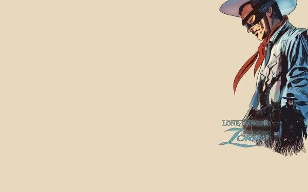 Comics The Lone Ranger Lone Ranger HD Wallpaper   Background Image