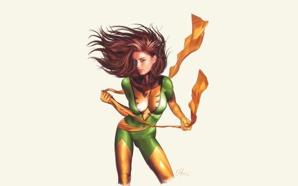 Comics X-Men Phoenix Jean Grey Marvel Comics Fondo de pantalla HD | Fondo de Escritorio