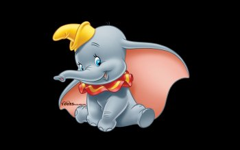 Caricatura - Dumbo Wallpapers and Backgrounds ID : 474402