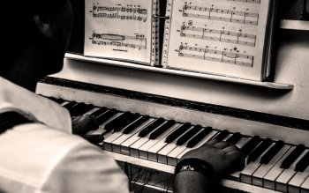 Musik - Piano Wallpapers and Backgrounds ID : 474642