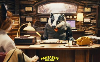 Films - Fantastic Mr. Fox Wallpapers and Backgrounds ID : 474733
