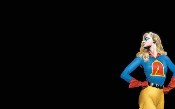 Comics Justice Society of America Justice League Liberty Belle HD Wallpaper   Background Image