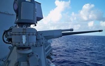 Military - Naval Gun Wallpapers and Backgrounds ID : 475095