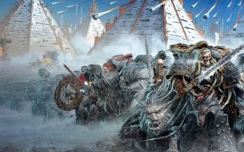 Computerspiel - Warhammer Wallpapers and Backgrounds ID : 475241