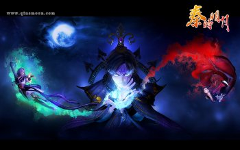 Anime - Qin Moon Wallpapers and Backgrounds ID : 475295