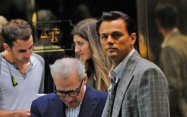 Movie The Wolf of Wall Street Leonardo Dicaprio Jordan Belfort Martin Scorsese HD Wallpaper | Background Image