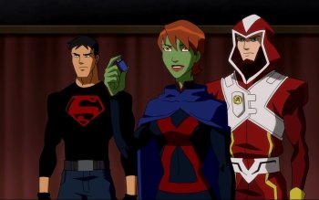 Cartoon - Young Justice: End Game Fonds d'écran et Arrière-plans ID : 476224