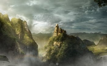 Fantasy - Landscape Wallpapers and Backgrounds ID : 476234