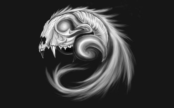 Dark - Skull Wallpapers and Backgrounds ID : 476345