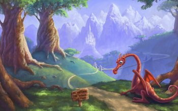 Fantasy - Dragon Wallpapers and Backgrounds ID : 476803
