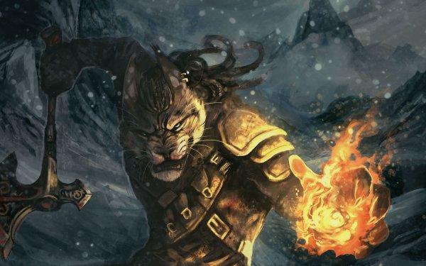 Video Game The Elder Scrolls V: Skyrim The Elder Scrolls HD Wallpaper   Background Image
