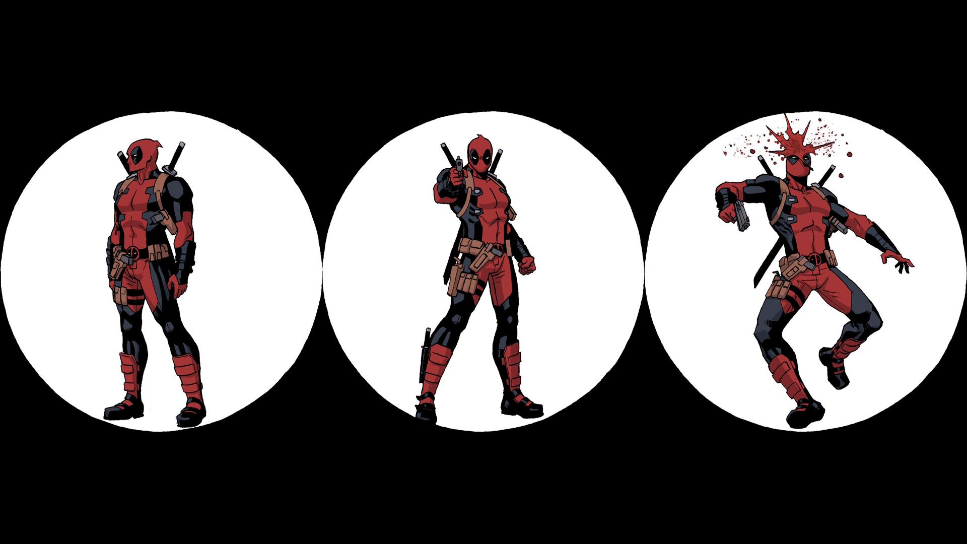 Deadpool Computer Wallpapers, Desktop Backgrounds | 1920x1080 | ID ...: wall.alphacoders.com/big.php?i=477845