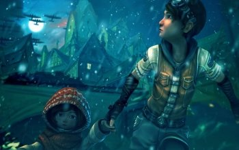 Video Game - Silence: The Whispered World 2 Wallpapers and Backgrounds ID : 477346